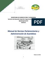 Manual Metodologias Parlamentarias