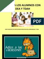 PTI PARA LOS ALUMNOS CON DEA Y TDAH.ppt
