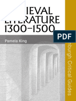 Medieval Literature, 1300-1500 (Edinburgh Critical Guides to Literature)