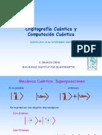Quantum Cryptography Cirac
