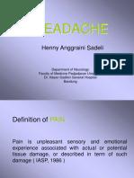 9. Kuliah Headache