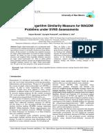 Hybrid Binary Logarithm Similarity Measure for MAGDM Problems under SVNS Assessments