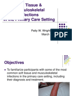 8 Soft Tissue and Musculoskeletal Infections in the Primary Care Setting