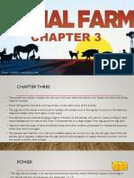 Chapter 3 Animal Farm