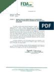 FDA Recalls Alactagrow