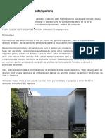 Arhitectura Contemporana _ Curs de Arhitectura