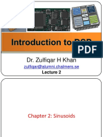 DSP Lecture 2
