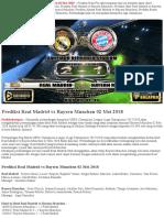 Prediksi Real Madrid vs Bayern Munchen _ PREDIKSIBOLAPRO