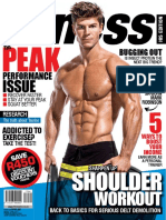 Fitness His Edition - April 2017 ZA