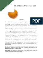 Orange Types