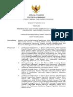 Perda No 7 Tahun 2016 Perda Perangkat Daerah Kabupatn Sukabumi