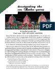 Understanding the Return Ratha Yatra Part-01