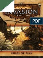 Warhammer Rulebook Eng
