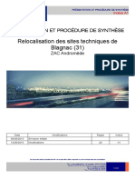 Stb Dce Synthese Procédure