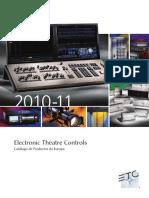 Product Catalog Spanish