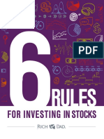 1191 Six Rules for Investing in Stocks