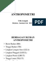 KULIAH 2C-ANTROPOMETRI