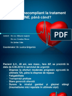 Pacientul Necompliant La Tratament