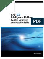 Administering SAS Information Map Studio in SAS 9.2 Intelligence Platform Desktop Application Administration Guide