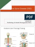 Degenerative Spine Disease (DSD) Fix Ika