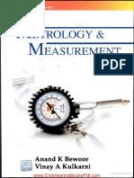 Metrology and Measurment by Vinay Kulkarni