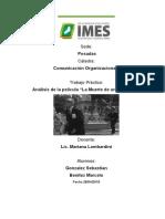 TP1muerte de Un Burócrata-Gonzalez Benitez