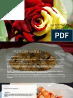 LAS RECETAS DE ROSA [Autoguardado] [Autoguardado].pptx