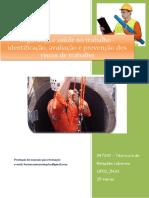UFCD_5432_Segurança e Saúde No Trabalho - Identificação, Avaliação e Prevenção Dos Riscos de Trabalho_índice