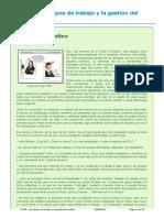 FOL09- Los Equipos de Trabajo y La Gestión Del Conflicto