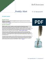 Ro Tax Legal Weekly Alert 17 21 Februarie 2014