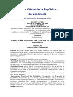 Gaceta Oficial de La República