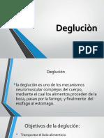 Degluciòn