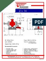 Dimension DX34
