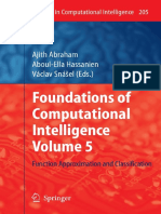 2009 - Abraham Et Al. - Foundations of Computational Intelligence