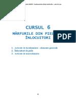 CURSUL 6_Marfuri Din Piele
