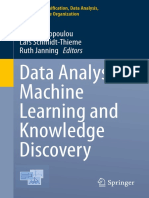 2014 - Spiliopoulou Et Al. - Data Analysis, Machine Learning and Knowledge Discovery