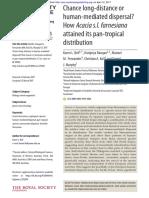 Bell et al 2017 Acacia farnesiana pan-tropical distribution.pdf