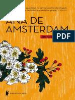 Ana de Amsterdam - Ana Cassia Rebelo