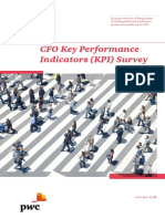 Cfo Key Performance Indicators