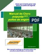 MANEJO de CLORO AVIPUNTA Para Pollos de Engorde v1pro