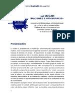 Cfp La Ciudad_imagenes e Imaginarios