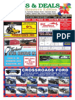 Steals & Deals Southeastern Edition 5-3-18
