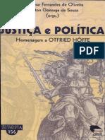 Justiça e Politica