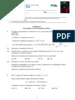 Proposta de Teste_12.º Ano