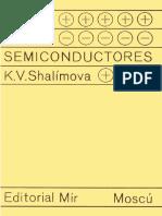 Fisica de Los Semiconductores Shalimova
