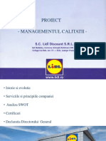 SC Lidl Discount SRL