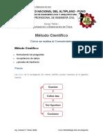 03 Método Científico