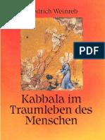 Friedrich Weinreb - Kabbala Im Traumleben Des Menschen
