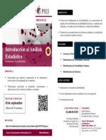Introducción Al Analisis Estadistico 2017