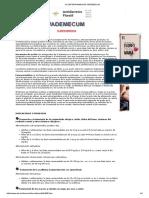 Clorfeniramina en Vademecum